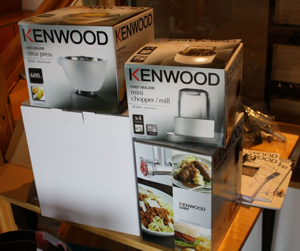 kenwood attachments