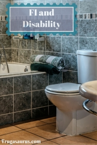 FI and Disability, dealing with IBS