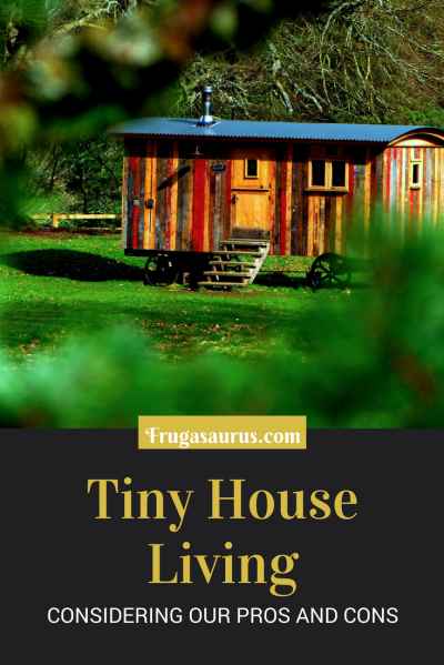 Tiny House Living - Considering our pros and cons