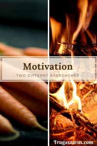Motivation - Two different approaches. #motivation #personalfinance